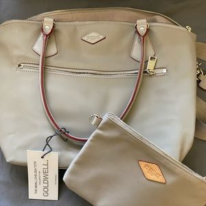 MZ Wallace Goldwell sm. Chelsea tote